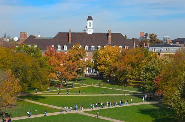 39. University of Illinois, Urbana-Champaign