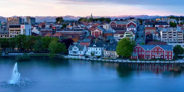 No. 4 Most Expensive City: Stavanger, Norway