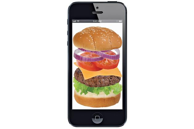 Digestible: Healthy Fast Food App
