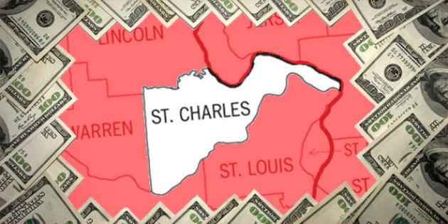 Most property tax paid in Missouri: St. Charles County