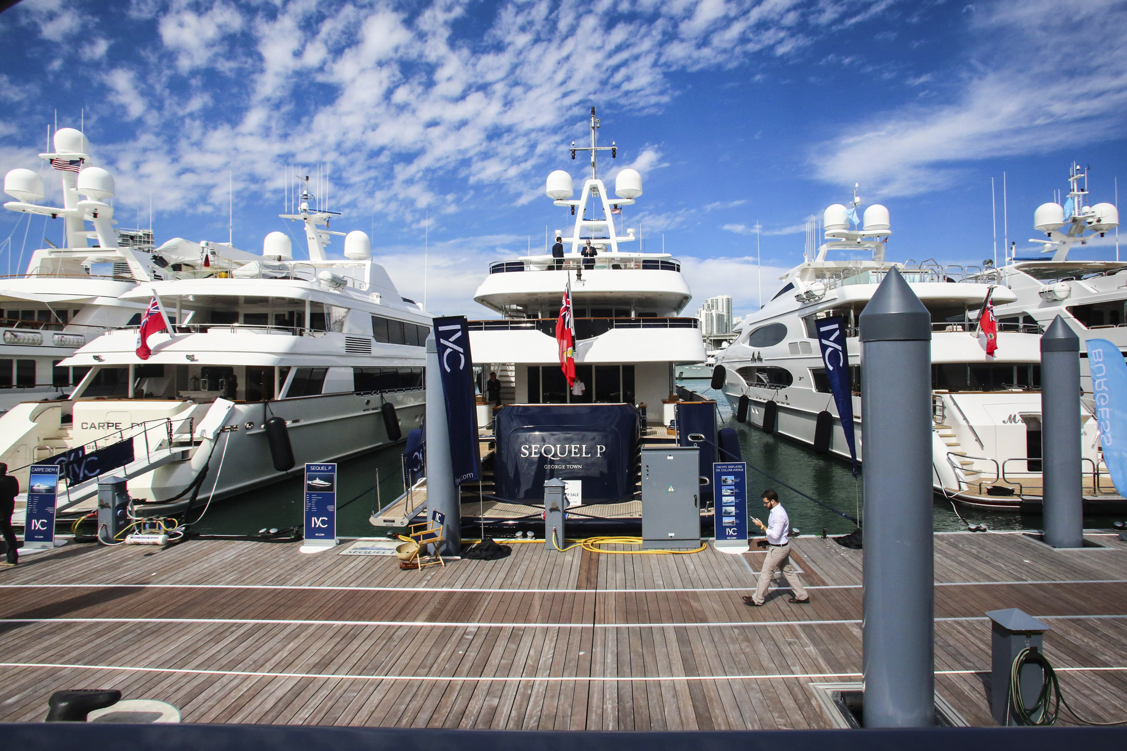 Space for Superyachts