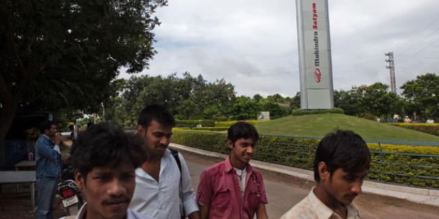 No. 18 Tech Mahindra