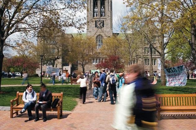 32. Boston College