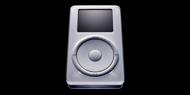 iPod (October 2001 – April 2003)