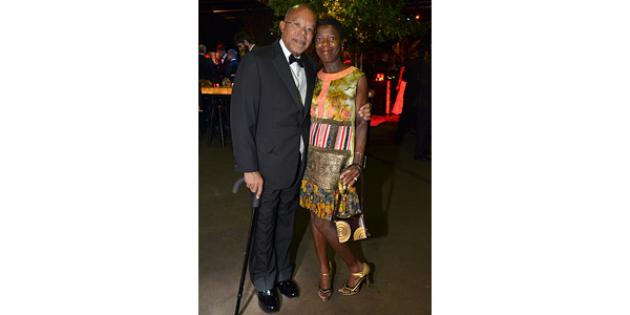 Henry Louis Gates Jr. and Thelma Golden