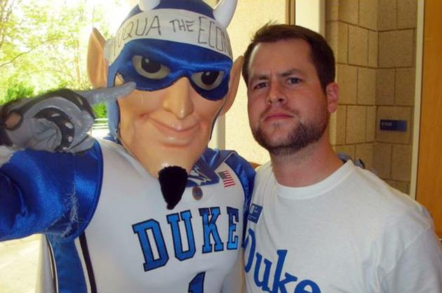 Learning to Cheer for Duke