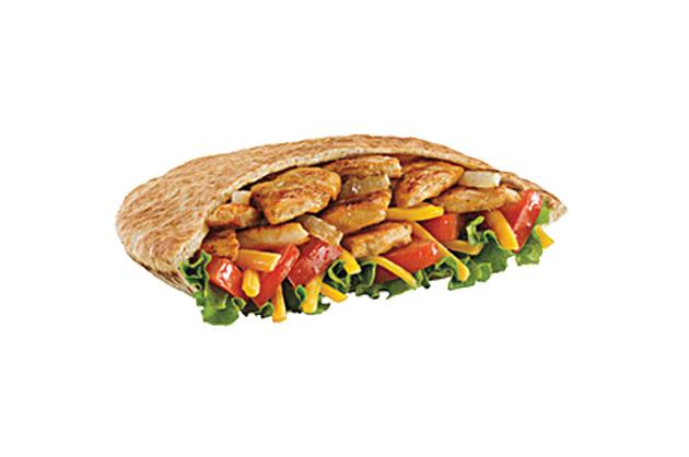 Digestible: Jack in the Box Chicken Fajita Pita