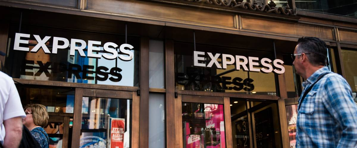 Express May Be Getting Back on Track | Bloomberg Gadfly