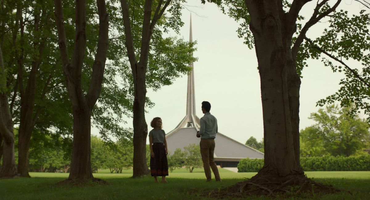 What Columbus Indiana Watched On Television in Shades of
