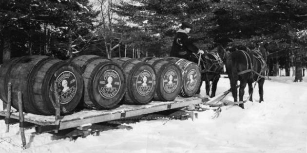 1,000 Kegs of Syrup