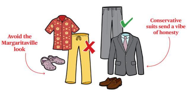 Don't Dress Like a Moron