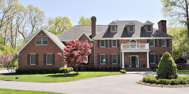 No. 13 Zip Code with Biggest Homes for Sale: Greenwich, Conn., 06831