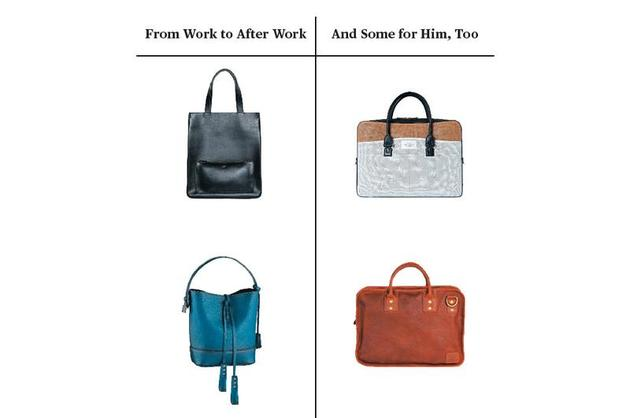 New Bags for Men and Women