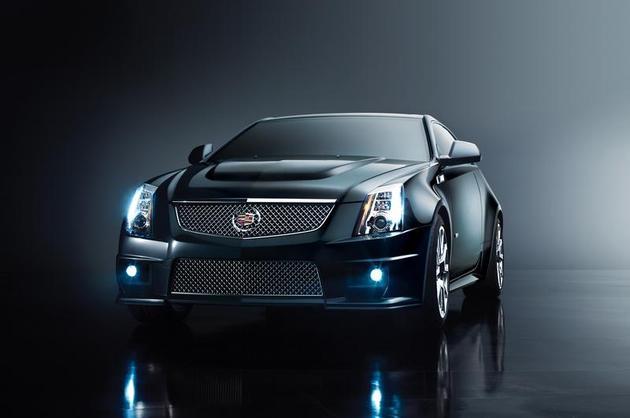 2011 Cadillac CTS-V Coupe