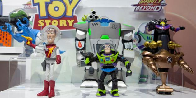 No. 14 Hot Holiday Import: Toy Story movies and merchandise