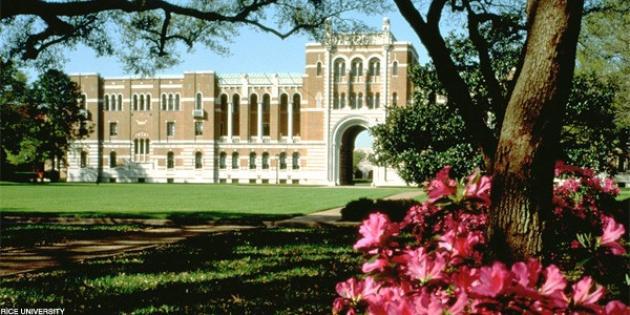 No. 22: Rice University