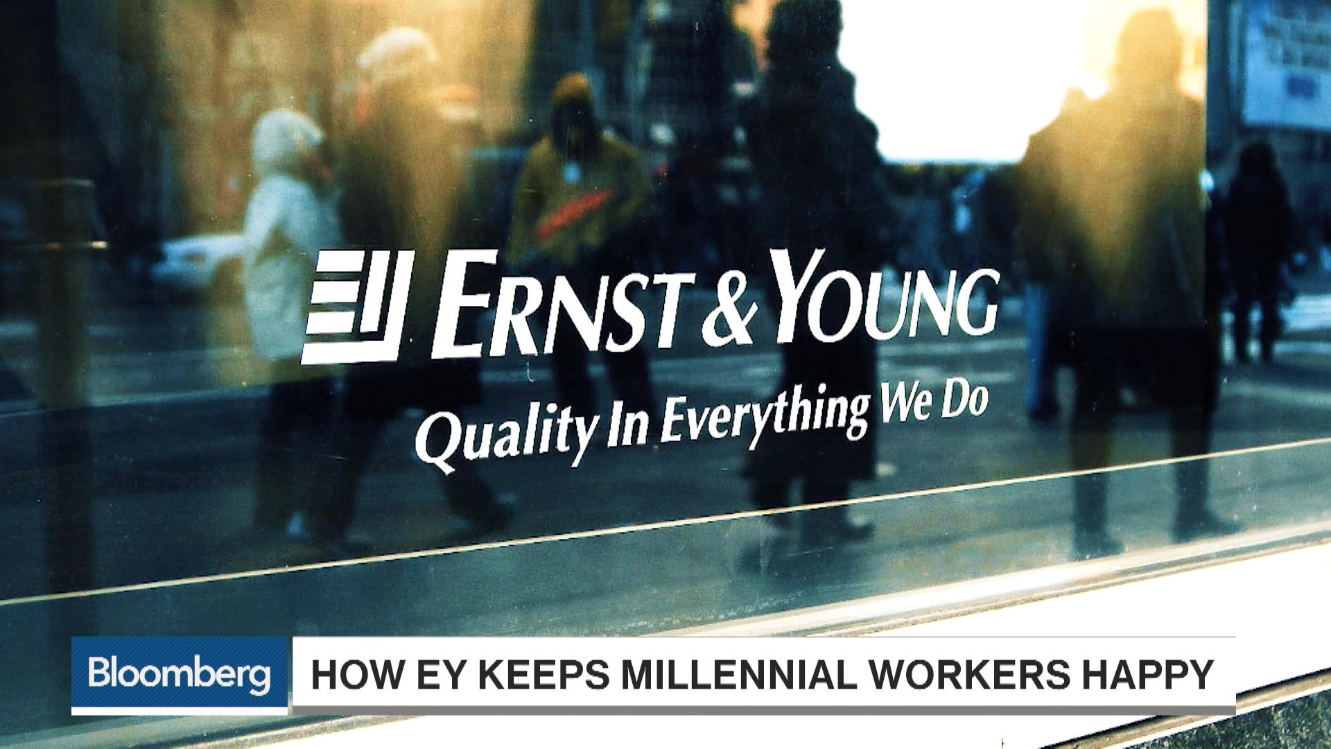 An Accounting Giant on Keeping Millennial Employees Happy