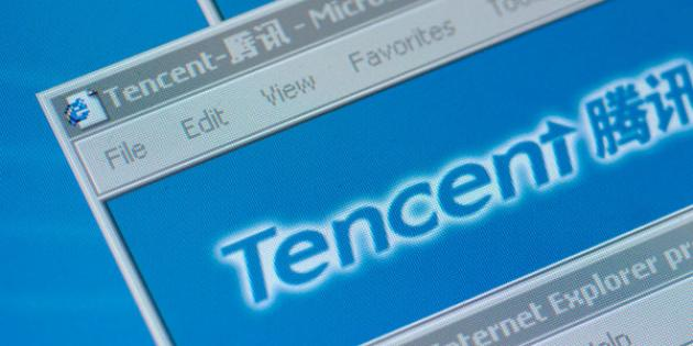 No. 1 Tencent Holdings