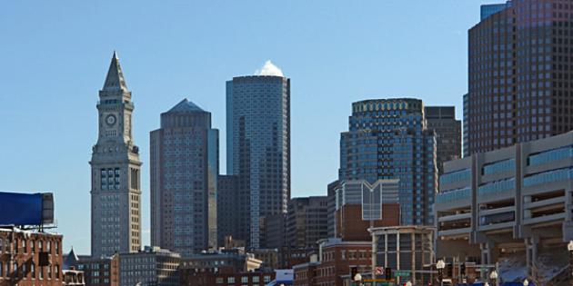 No. 4 City for Tech Jobs: Boston
