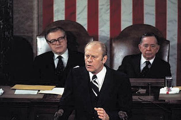 Gerald Ford, 1976