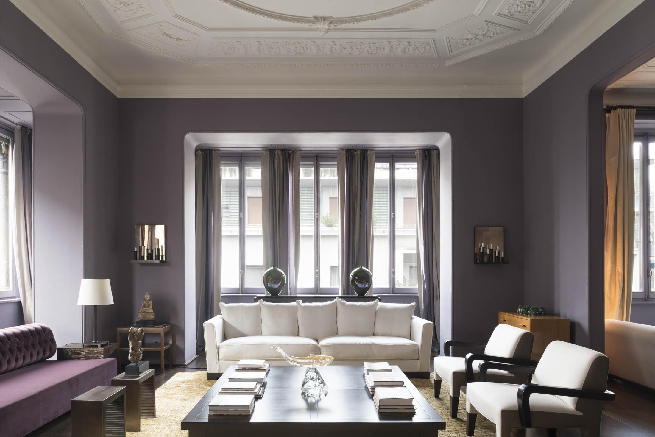 Inside The Milan Apartment Of Furniture Designer Romeo Sozzi Bloomberg