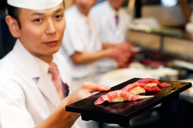 Sushi Demand
