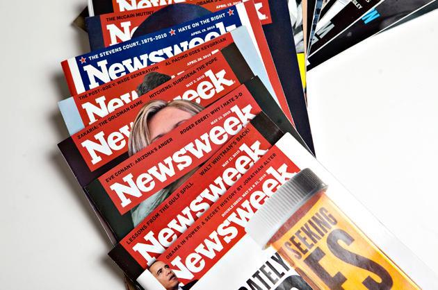 Issues of Newsweek