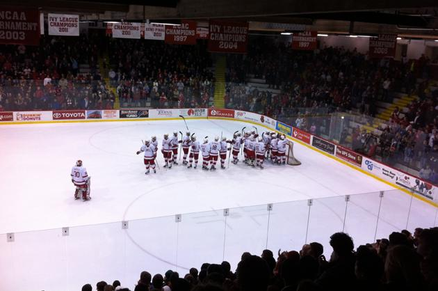 Big Red Hockey