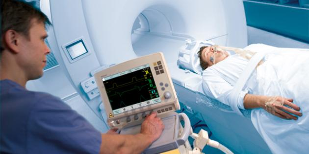 Electronically Controlled Ventilator