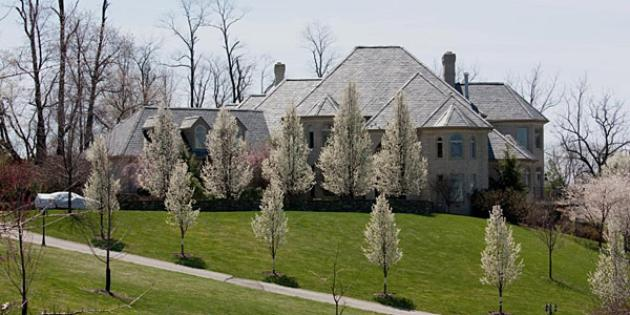 No. 4 Zip Code with Biggest Homes for Sale: Venetia, Pa., 15367