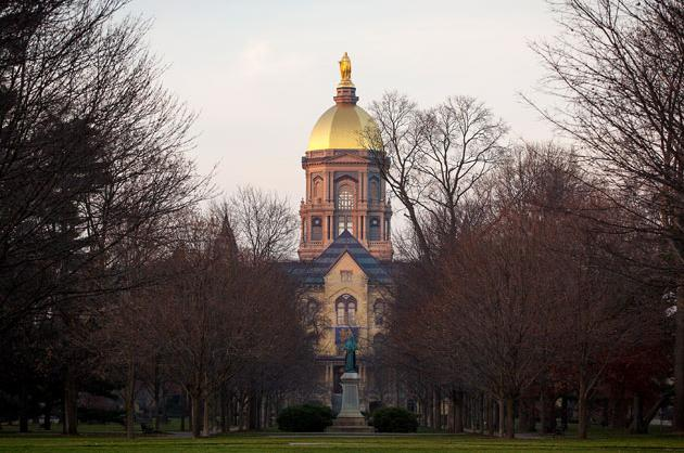 Notre Dame Takes Top Spot Once Again