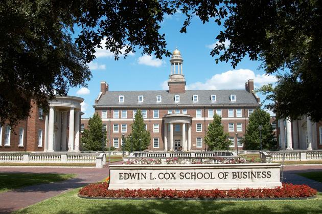 29. Southern Methodist University
