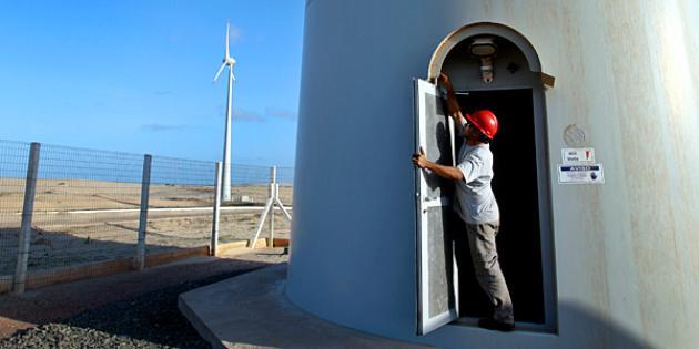 Green Energy Bleak