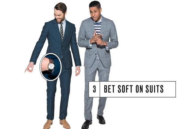 Bet Soft on Suits