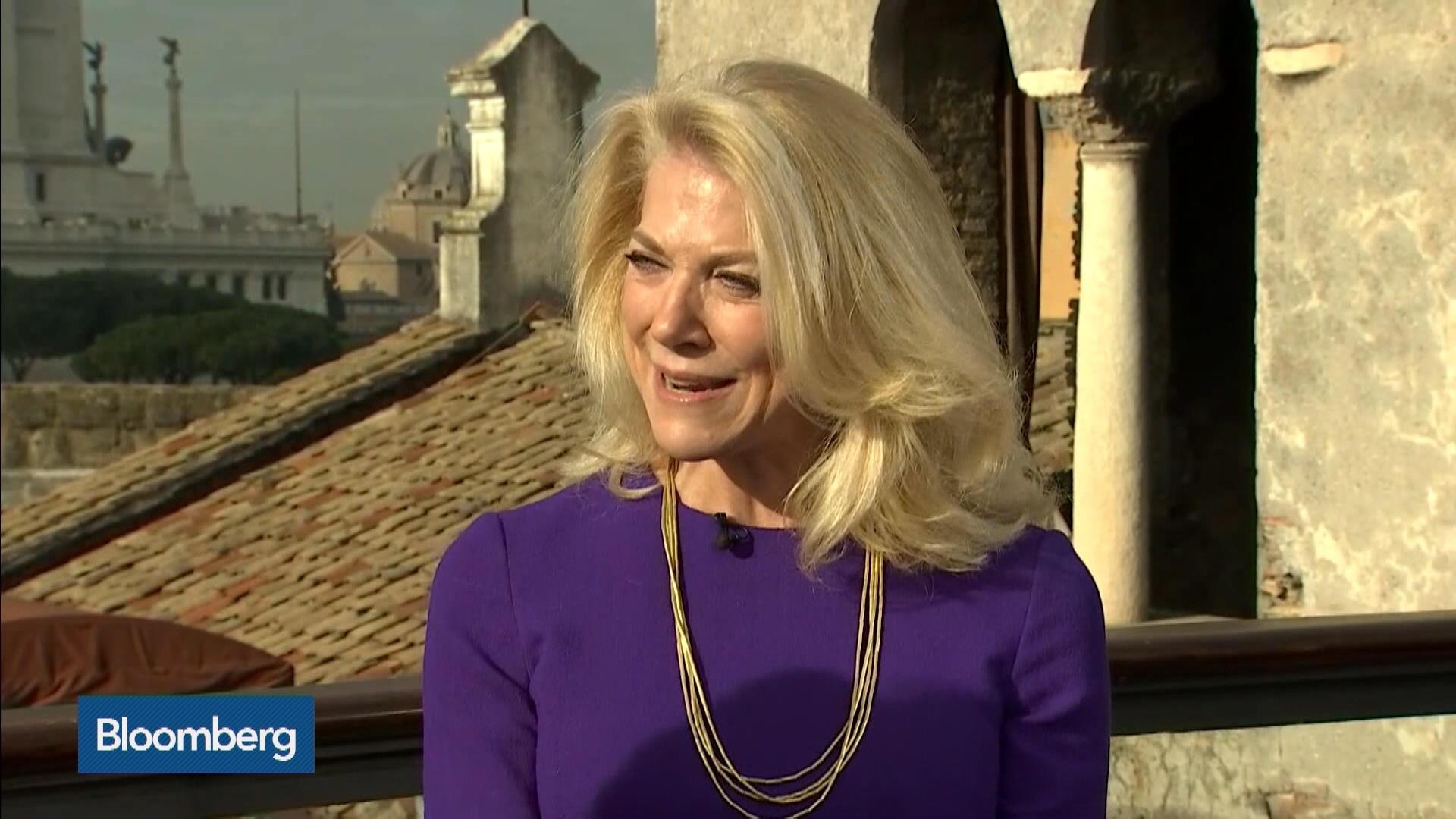 Lynn Forester de Rothschild on Inclusive Capital