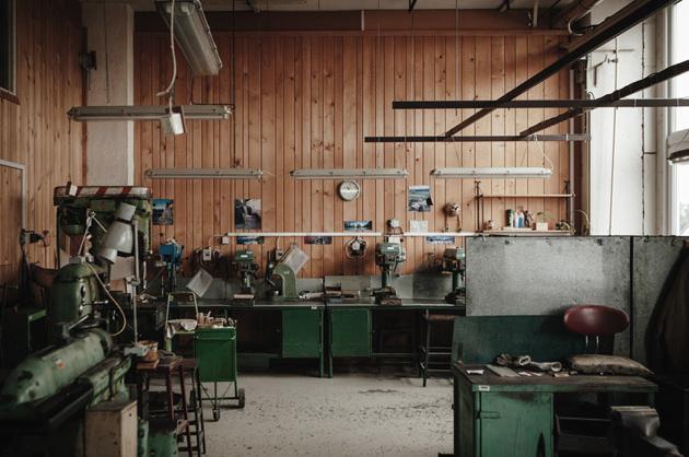 A Craftsman's Workshop