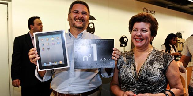 Triumph of the iPad