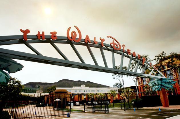 3. Walt Disney