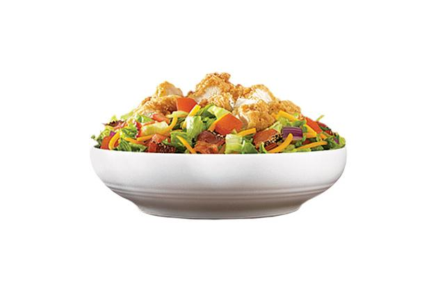 Debatable: Arby's Roast Chopped Farmhouse Salad
