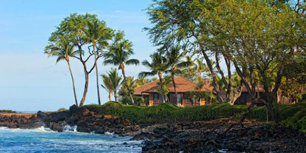 No. 25 Most Expensive Home Sold (tie): Maui oceanfront home