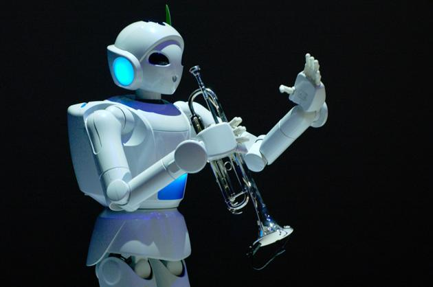 It Plays Music, too