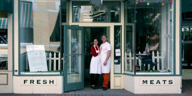 The Butcher: Fleisher's Grass-fed and Organic Meats