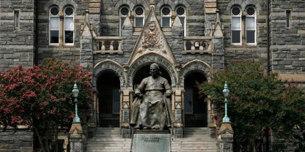 #14 Georgetown University
