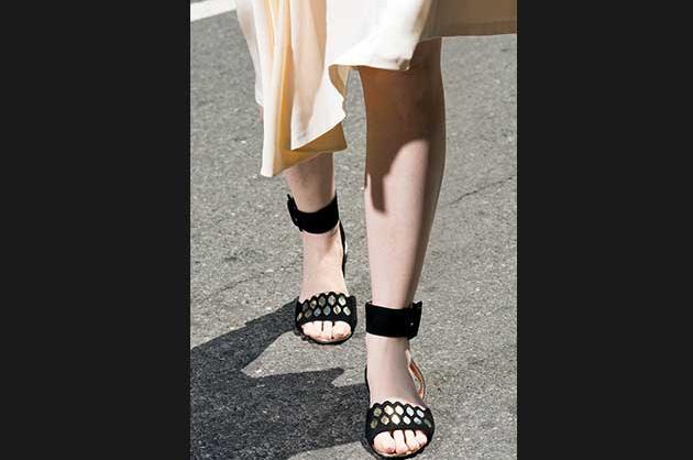 Myster sandals