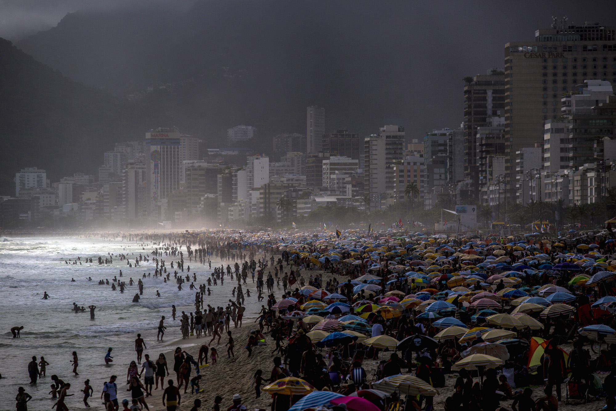 Currency Devaluation Gives Boost To Brazilian Holiday Tourism