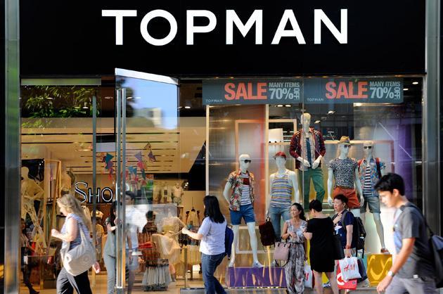 "Topman's Girlfriend ""Breed"" Shirts"