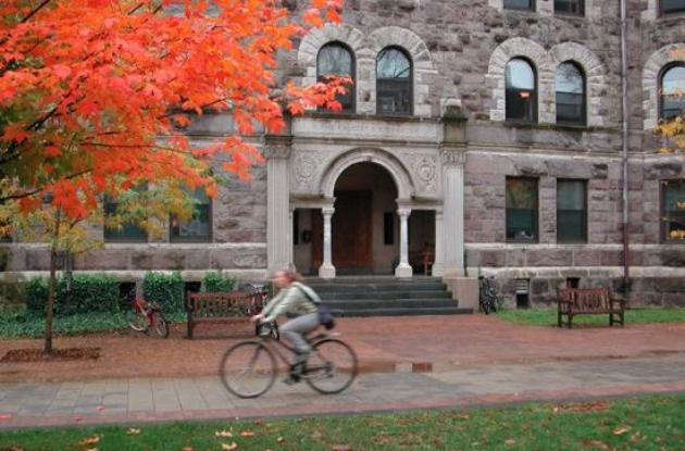 No. 5: Princeton University