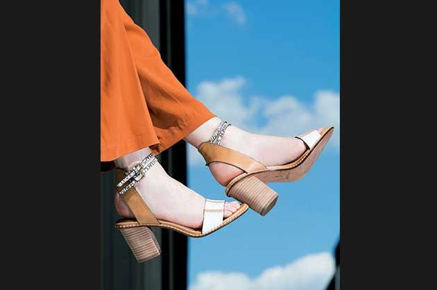 Pexton sandals