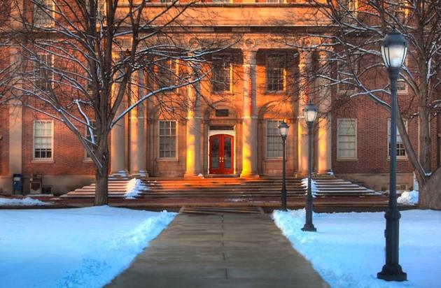 No. 19: Lafayette College