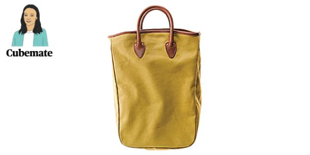 Quality Mending Co. large tote bag
